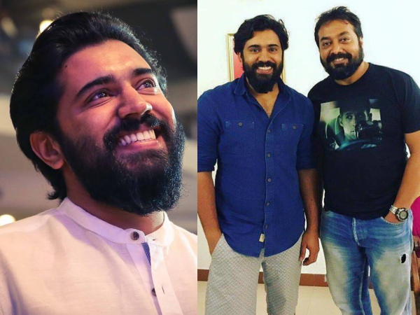 WOW! Nivin Pauly To Team Up With Anurag Kashyap?
