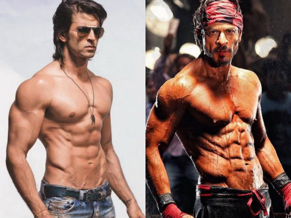 When He Told Shahrukh To Compete With Salman & Aamir Not Hrithik