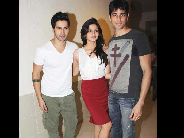 Audiences Love Alia & Varun's Pair