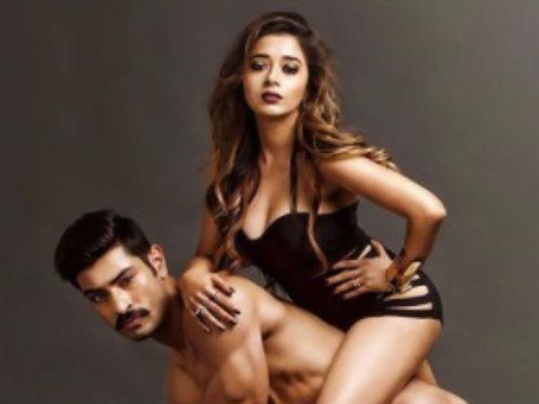 Did Uttaran Fame Actress Shoot  With Naked Ankit? - newsdezire