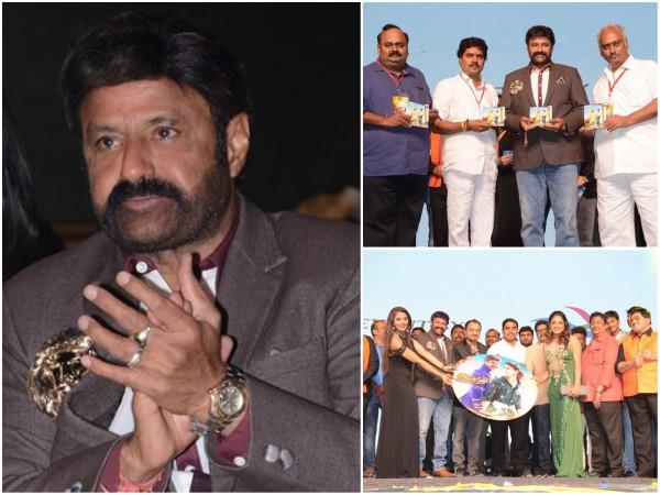 Jai Simha Audio Launch: Highlights