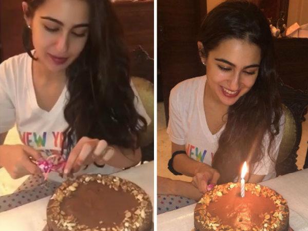 Sara Ali Khan Birthday Bash Pictures - Filmibeat