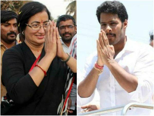 Sumalatha On Nikhil's Post