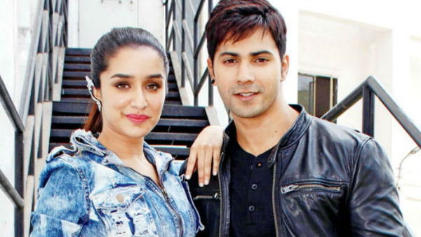 Shraddha Says Varun Has A Very Special Place In Her Heart