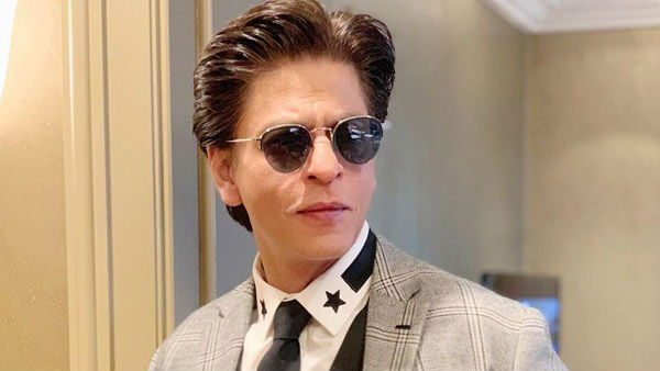SRK Reveals Two Oscar Winning Films He Is Inspired By