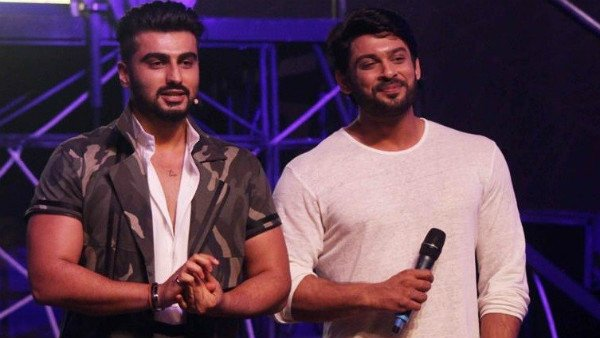 Just Before Bigg Boss 13 Finale, Old Video Of Sidharth Shuklas Fight With Arjun Kapoor Goes Viral