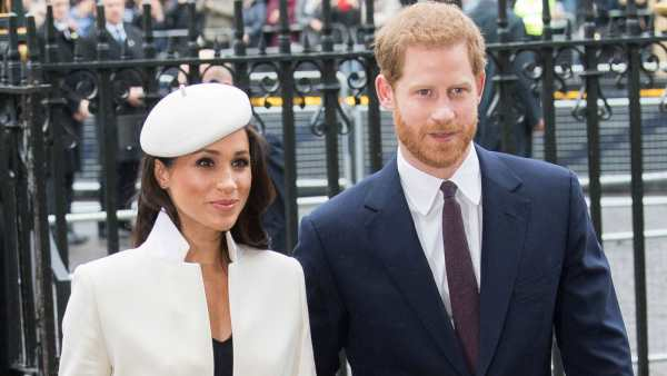 Prince Harry & Meghan Markle's Madame Tussauds Wax Statues Moved Away From Royals