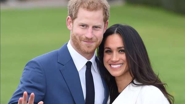 Meghan Markle And Prince Harry Blessed With Baby Girl, Name Her Lilibet Diana Mountbatten-Windsor