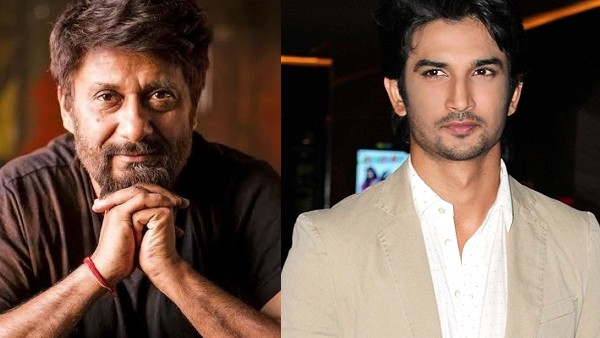 Vivek Agnihotri Revealed That Sushant Singh Rajput Was Supposed To Debut In Bollywood With Hate Story