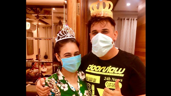 Prince Narula and Yuvika diagnosed with dengue;  The actress said she did not celebrate the wedding
