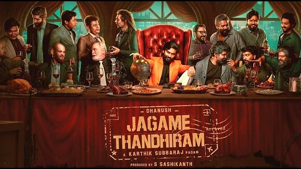 Jagame Thandhiram Makers Of Dhanush Starrer Announce Big Surprise latest news of tollywood