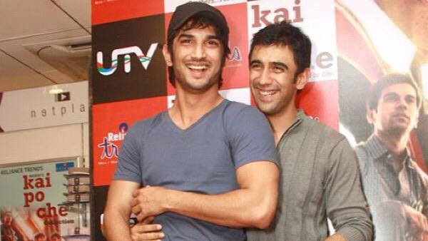 Amit Sadh Remembers Sushant As A Hardworking Actor