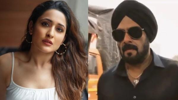 Antim: South Actress Pragya Jaiswal To Romance Salman Khan In Mahesh Manjrekar's Directorial
