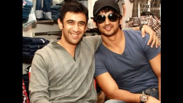 Amit Sadh Recalls His First Meeting With Sushant Singh Rajput