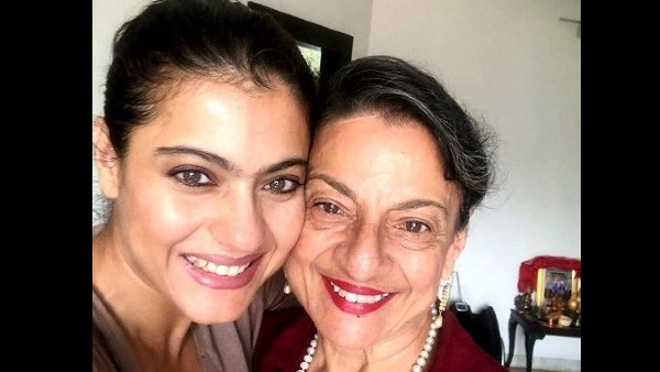 Kajol On Mom Tanuja: I Feel Like I Am A Better Person Because Of The Things She Taught Me As A Child