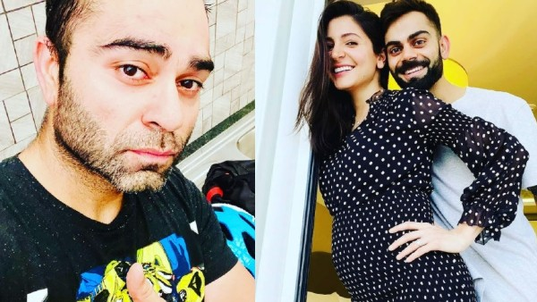 When Vikas Kohli Revealed The Truth About The First Picture Of Virat-Anushka's Daughter