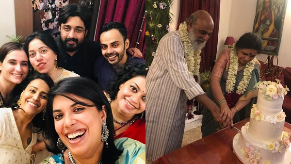 Swara Bhasker Celebrates Parents' 35th Wedding Anniversary With A Private Musical Night