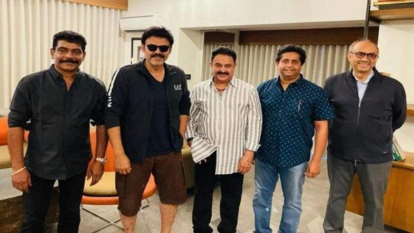 Venkatesh To Commence Shooting Of Mohanlal Starrer Drishyam 2's Telugu Remake