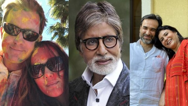 Holi 2021: Amitabh Bachchan, Pankaj Tripathi, Preity Zinta & Others Wish Fans