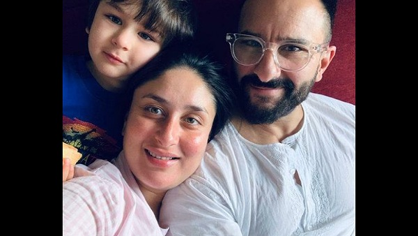Saif Ali Khan And Kareena Kapoor Khan To Keep Their Second Child Away From The Public Eye; Read On