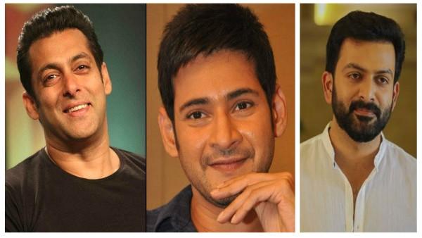 Salman Khan, Mahesh Babu, And Prithviraj Sukumaran Come Together To Launch The Teaser Of Major