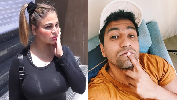 Rakhi Sawant Gets Worried After Learning About Her Gym Buddy Vicky Kaushal's COVID-19 Diagnosis