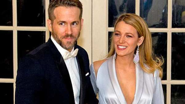 Ryan Reynolds & Blake Lively Receive COVID-19 Vaccine Shots, Couple Shares Hilarious Posts