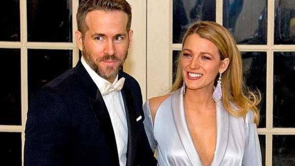 Ryan Reynolds, Blake Lively,