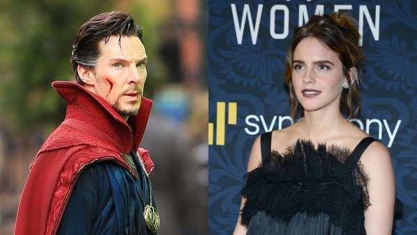 emma watson, Benedict Cumberbatch