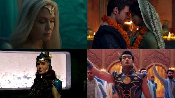 Eternals Teaser: Angelina Jolie Sharpens Her Blades & Kumail Nanjiani Features In A Bollywood Dance Number