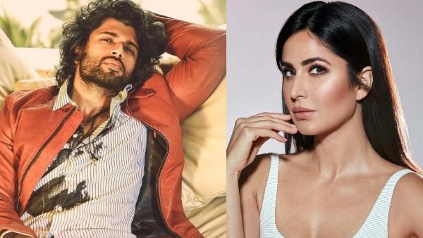 Vijay Deverakonda And Katrina Kaif To Team Up For A Bollywood Film?