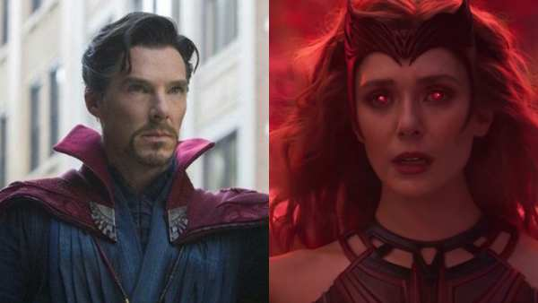 Kevin Feige Reveals Why Benedict Cumberbatch's Cameo In WandaVision Was Cancelled