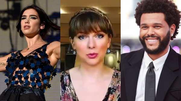 iHeartRadio Music Awards 2021 Complete Winners List: Dua Lipa, The Weeknd And Taylor Swift Win Big