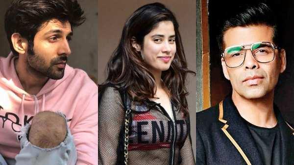 Dostana 2: Is Janhvi Kapoor The Real Reason For Kartik Aaryan's Fall Out With Karan Johar?