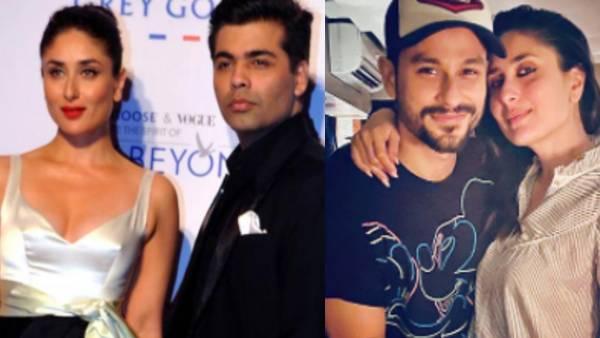 Kareena Kapoor Khan Has The Sweetest Birthday Wish For Brother-In-Law Kunal Kemmu And Close Pal Karan Johar