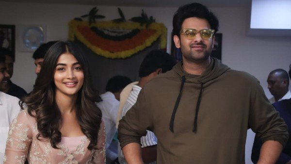 Prabhas Is All Praise For His Co-Star Pooja Hegde After Watching Radhe Shyam