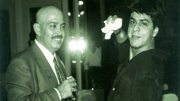 Rakesh Roshan Confessed That He Stopped Working With Shah Rukh Khan Because Of Hrithik Roshan!