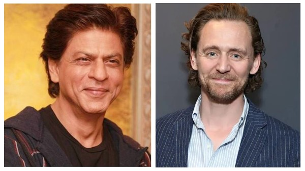 You Are Kind God Of Mischief Shah Rukh Khan On Tom Hiddleston's Love For Him