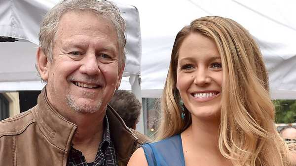 Blake Lively's Father & Actor Ernie Lively Passes Away At 74 hollywood news