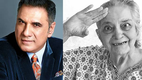 Boman Irani Mourns His Mother Jerbanoo Irani's Demise, Says 'What A Spirit She Was'