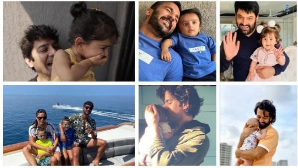 Father's Day Spl: Shabir Ahluwalia, Nakuul Mehta To Barun Sobti & Kapil Sharma, Here Are Coolest Dads Of TV