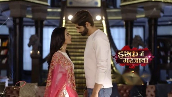 Ishq Mein Marjawan 2 Team Wrap-Up Shoot; Helly Shah Bids Emotional Goodbye By Thanking Fans For Their Love