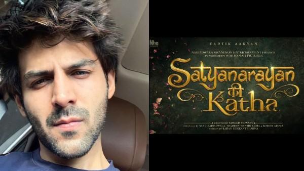 Kartik Aaryan To Star In Sameer Vidwans' Satyanarayan Ki Katha; Says 'Feel Immense Pressure & Responsibility'