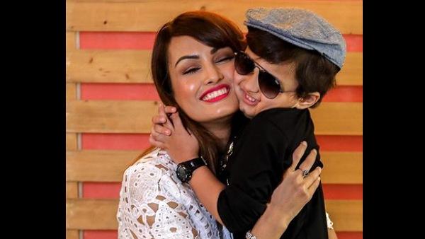Nisha Rawal Celebrates Her Son's Birthday Amidst Marital Dispute With Karan Mehra