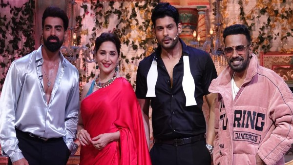Sidharth Shukla Promotes ALTBalaji's Romance Drama Broken But Beautiful 3 On The Sets Of Dance Deewane!