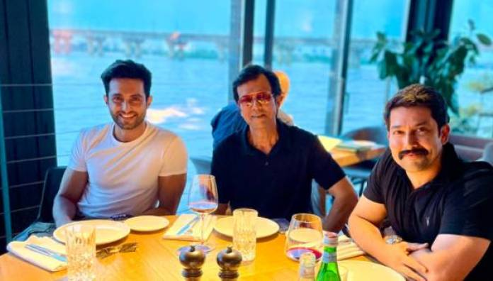 Special Ops 1.5: Aftab Shivdasani Starts Shooting For The Show With Kay Kay  Menon - Filmibeat