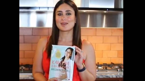 Kareena Kapoor Khan Unveils Her New Book 'Kareena Kapoor Khan's Pregnancy Bible', Calls It Her Third Child