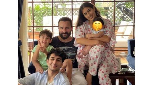 Sara Ali Khan Shares Heat Needs For Eid, Her Brother Jeh Ali Khan Makes An Look