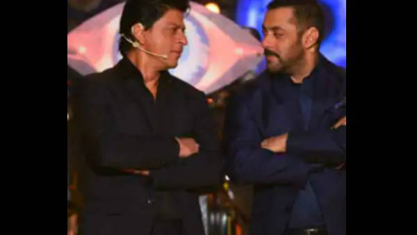 Shah Rukh Khan To Shoot For A Cameo In Salman Khan's Tiger 3?