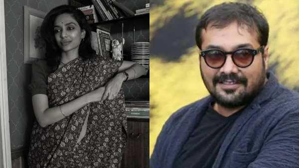 anurag kashyap, Sobhita Dhulipala